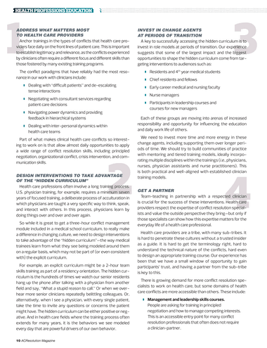 ACResolution Magazine - Spring 2015 - Page 10-11