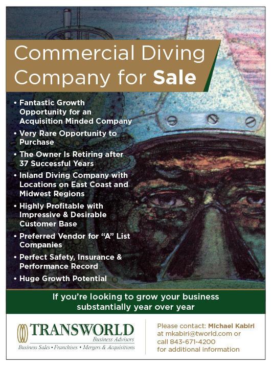 Underwater Magazine (ADCS) - May/June 2019 - Preventing