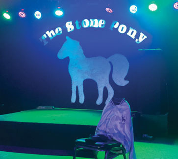 Kerry Layton's Stone Pony