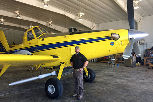 Agricultural Aviation - Fall 2017 - 2017 NAAA Trade Show