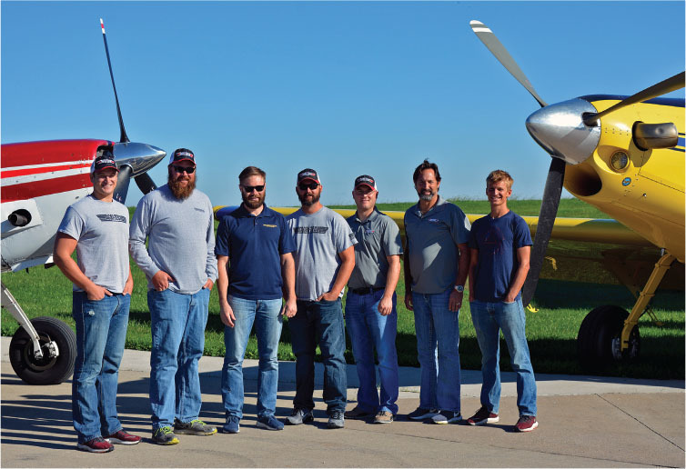 Agricultural Aviation - Fall 2018 - Mentoring Ag Pilots from