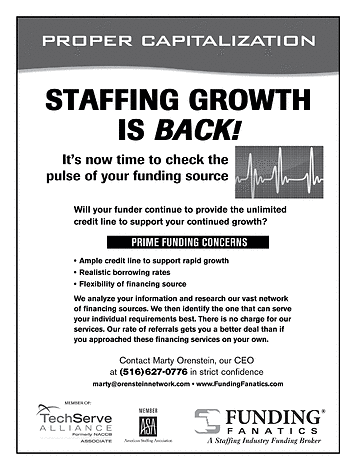 American Staffing Association - January/February 2013 - Page 46-47