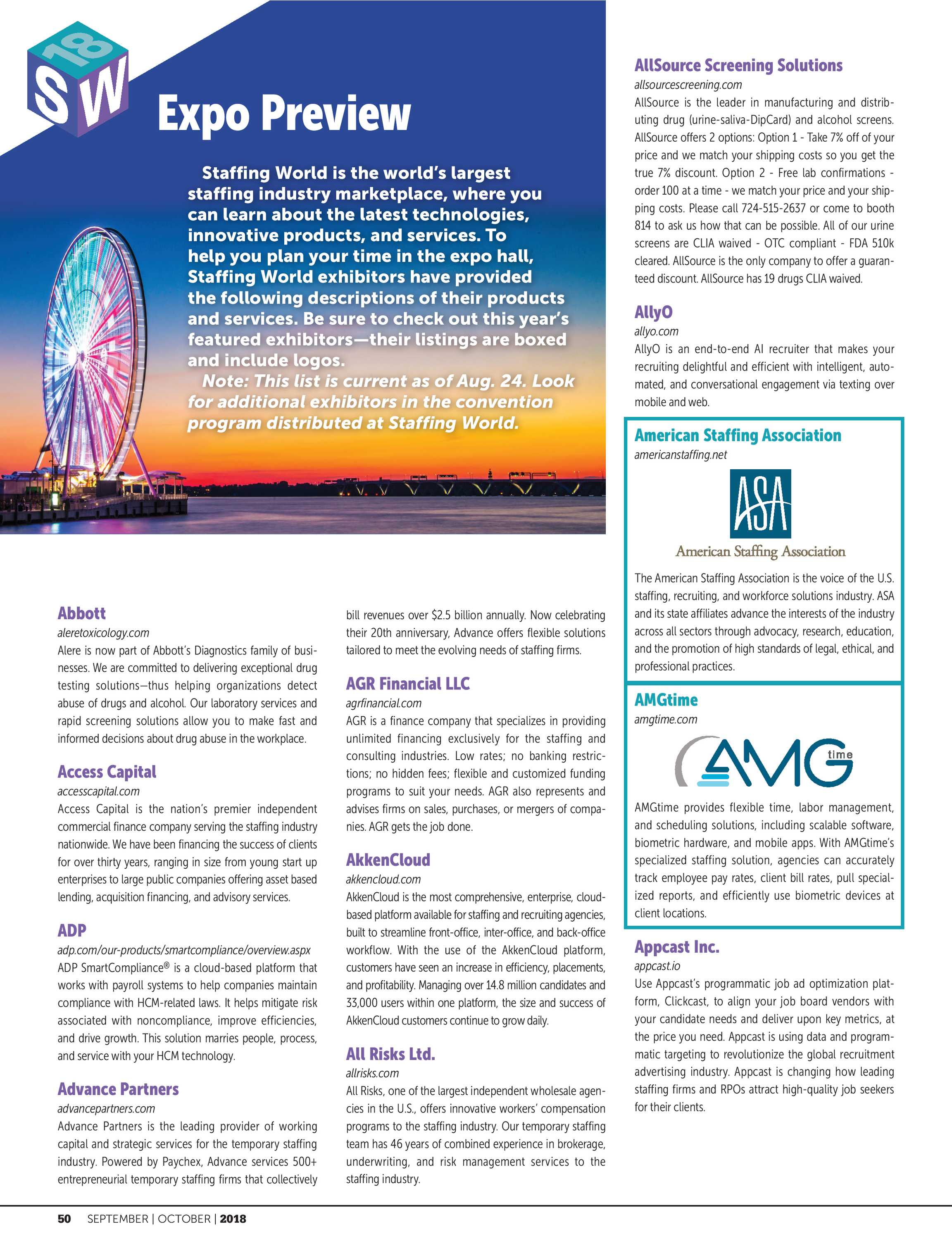 ASA Staffing Success - May–June 2018 - page 50