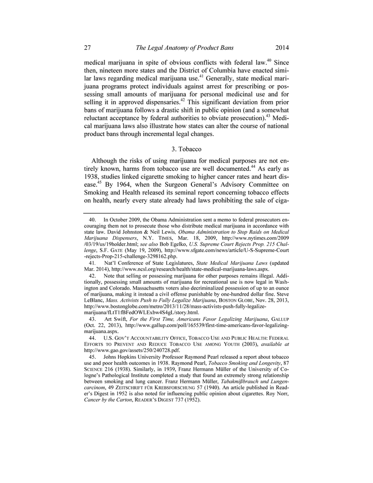 Annals Of Health Law Vol 23 Issue 2 Page 27