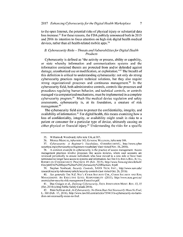 Annals of Health Law - Vol  26 Issue 1 - Page 7