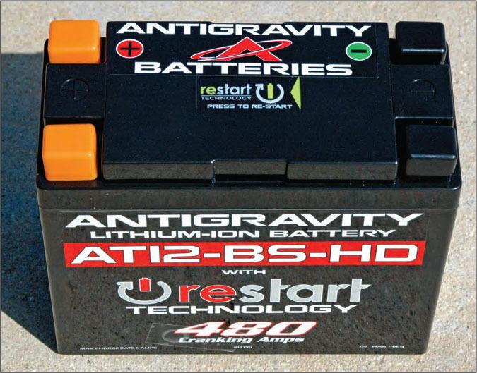 UTV Action Magazine - August, 2018 - Antigravity Re-Start Lithium