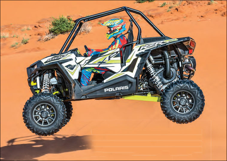 UTV Action Magazine - August, 2018 - Polaris RZR XP 1000 EPS