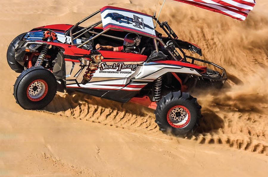 "Pro Armor Sand Rear Tire 30/"" Inch 30/""x 14/""x 14/"" Polaris RZR UTV 4-Ply"