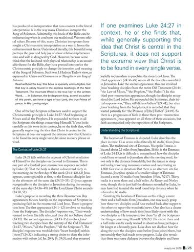 Baptist Bulletin - May/June 2016 - Page 24-25
