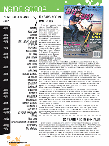 BMX Plus Magazine - July 2013