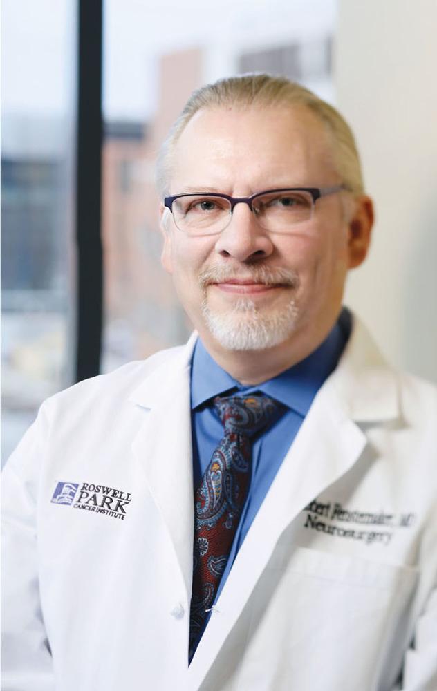 Buffalo Spree - January 2018 - Dr  Robert Fenstermaker