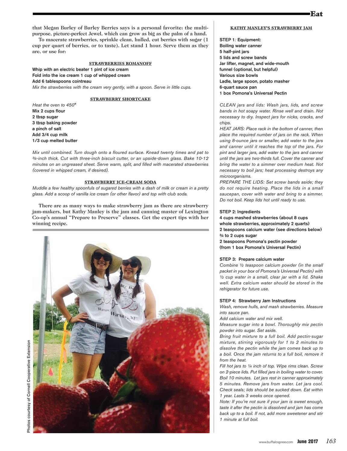 Buffalo Spree - June 2017 - page 164