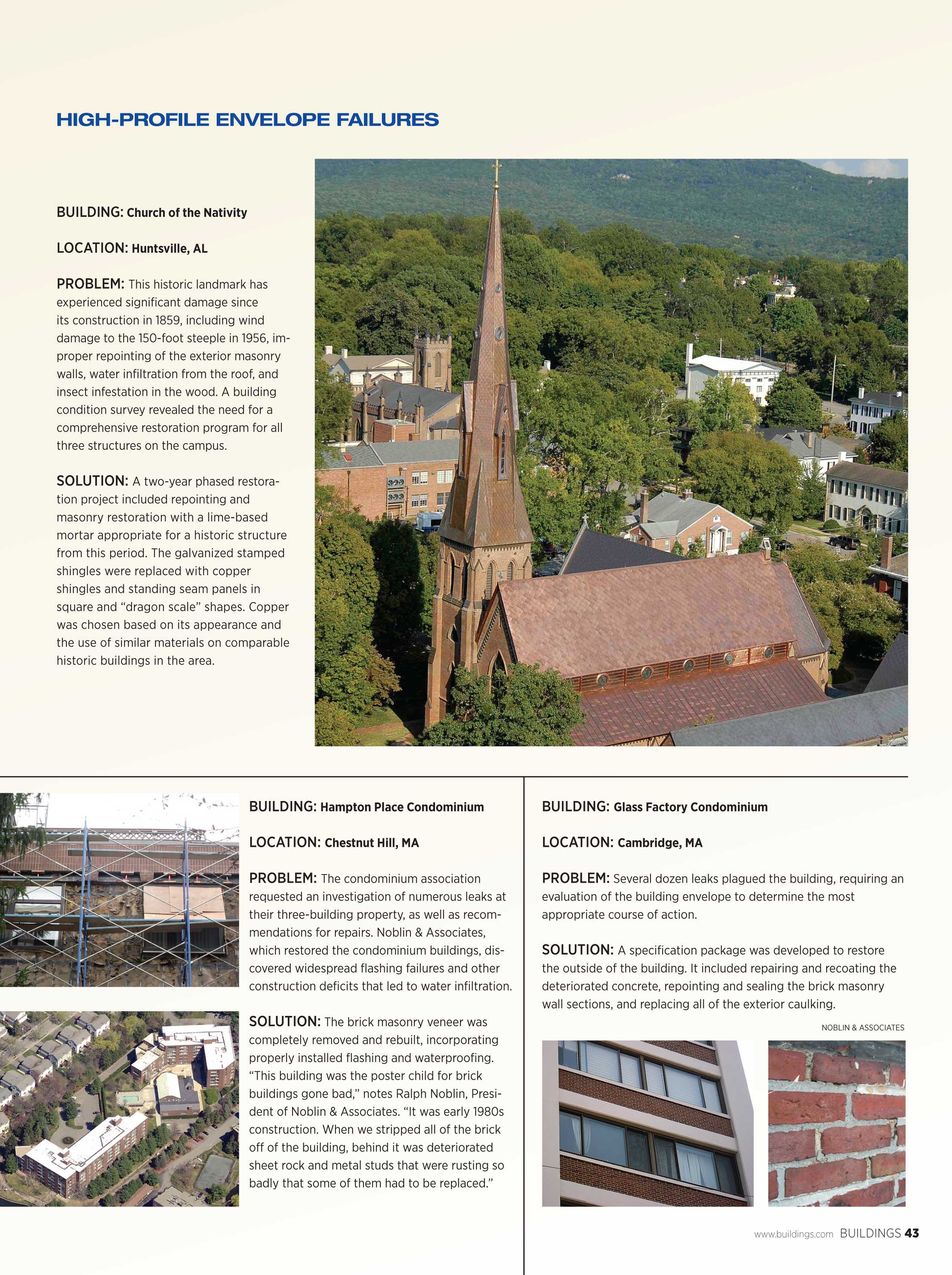 Buildings Magazine - August 2015 - page 43