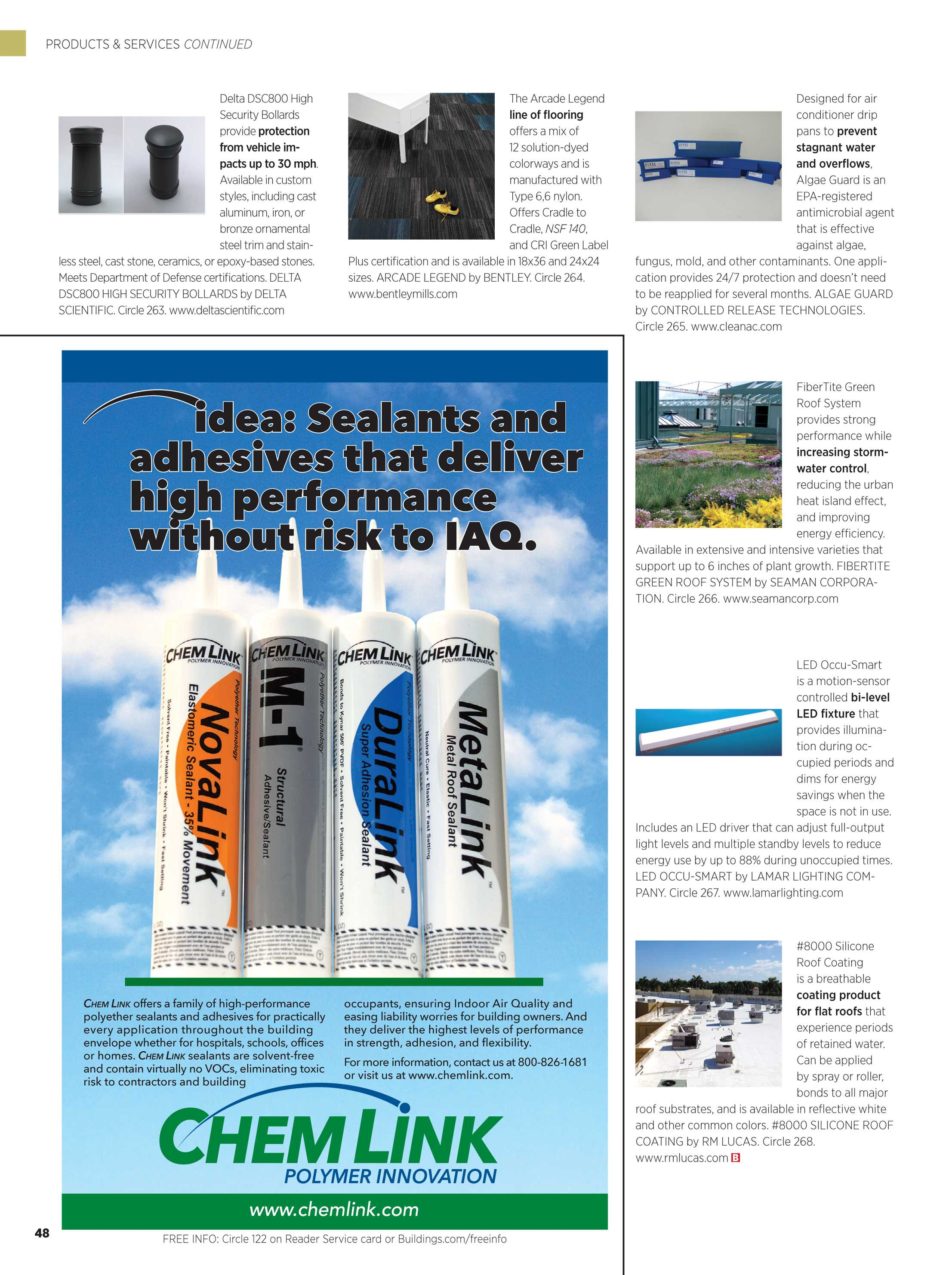 Buildings Magazine - March 2015 - page 48