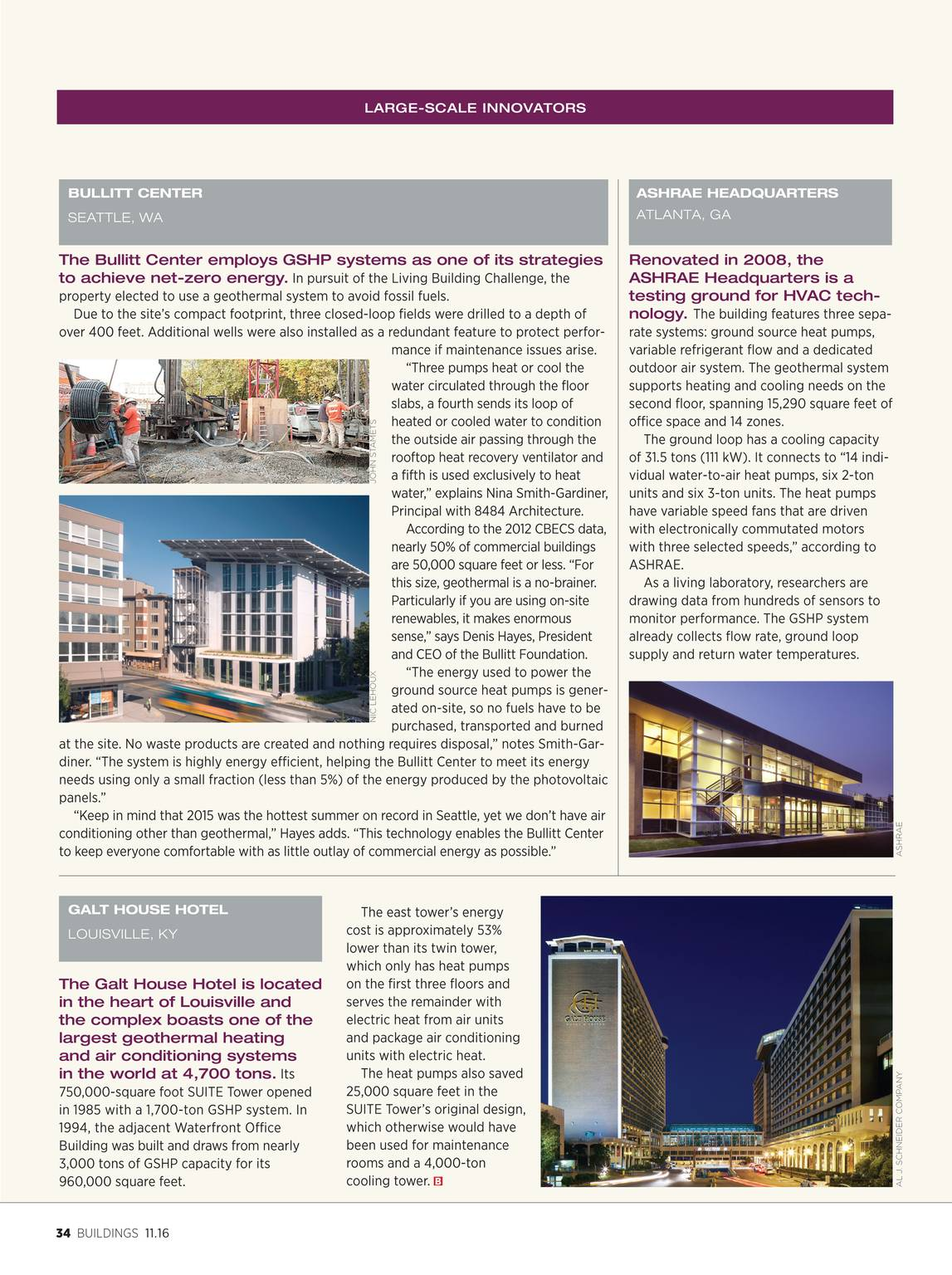 Buildings Magazine - December 2016 - page 35