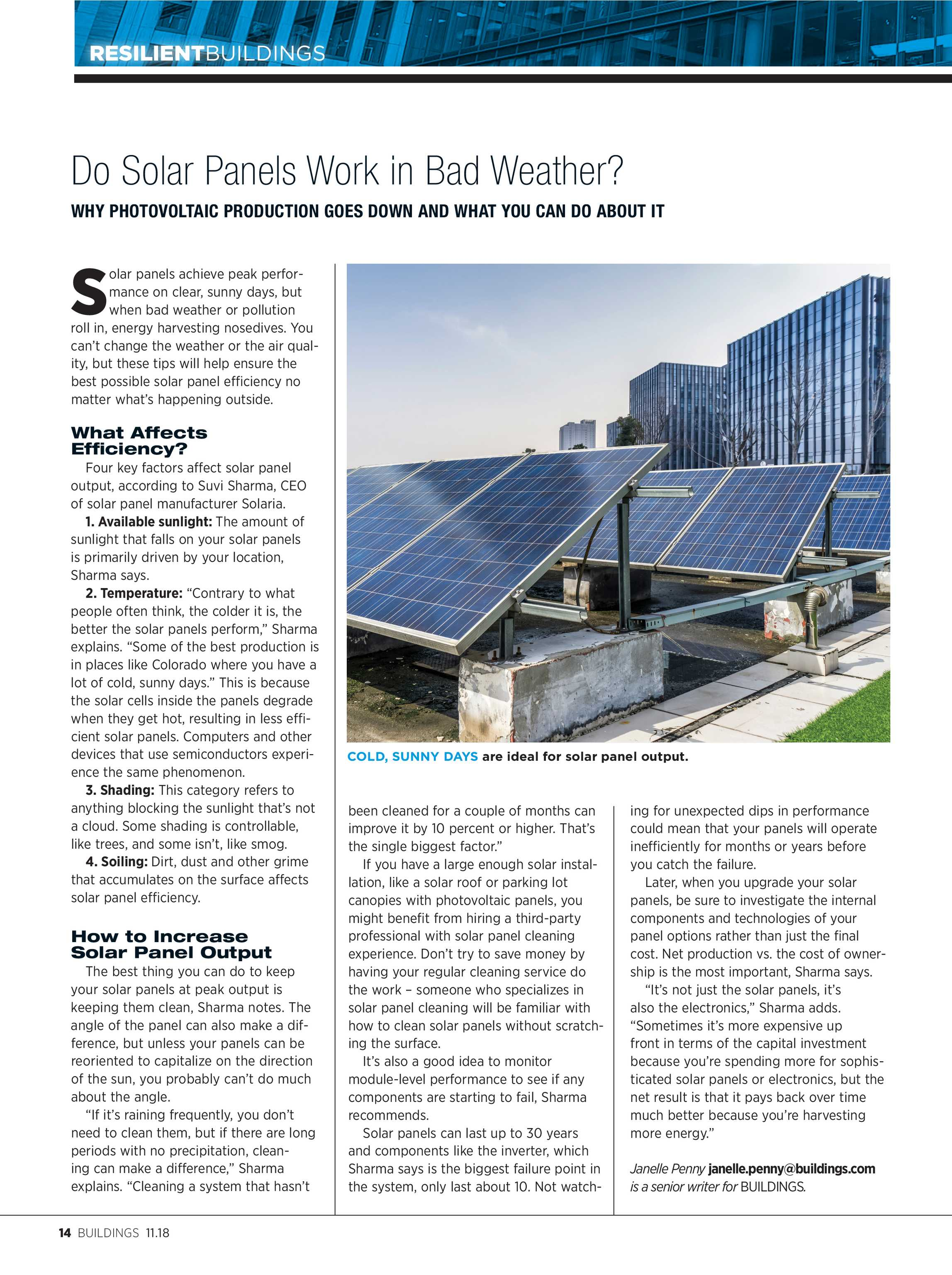 Buildings Magazine - September_2018 - page 14