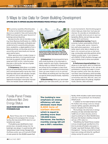 Buildings Magazine - September 2017 - page 20
