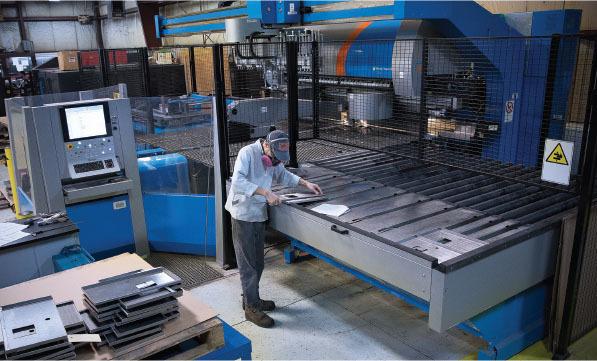 Canadian Metalworking - February 2019 - Material Optimization
