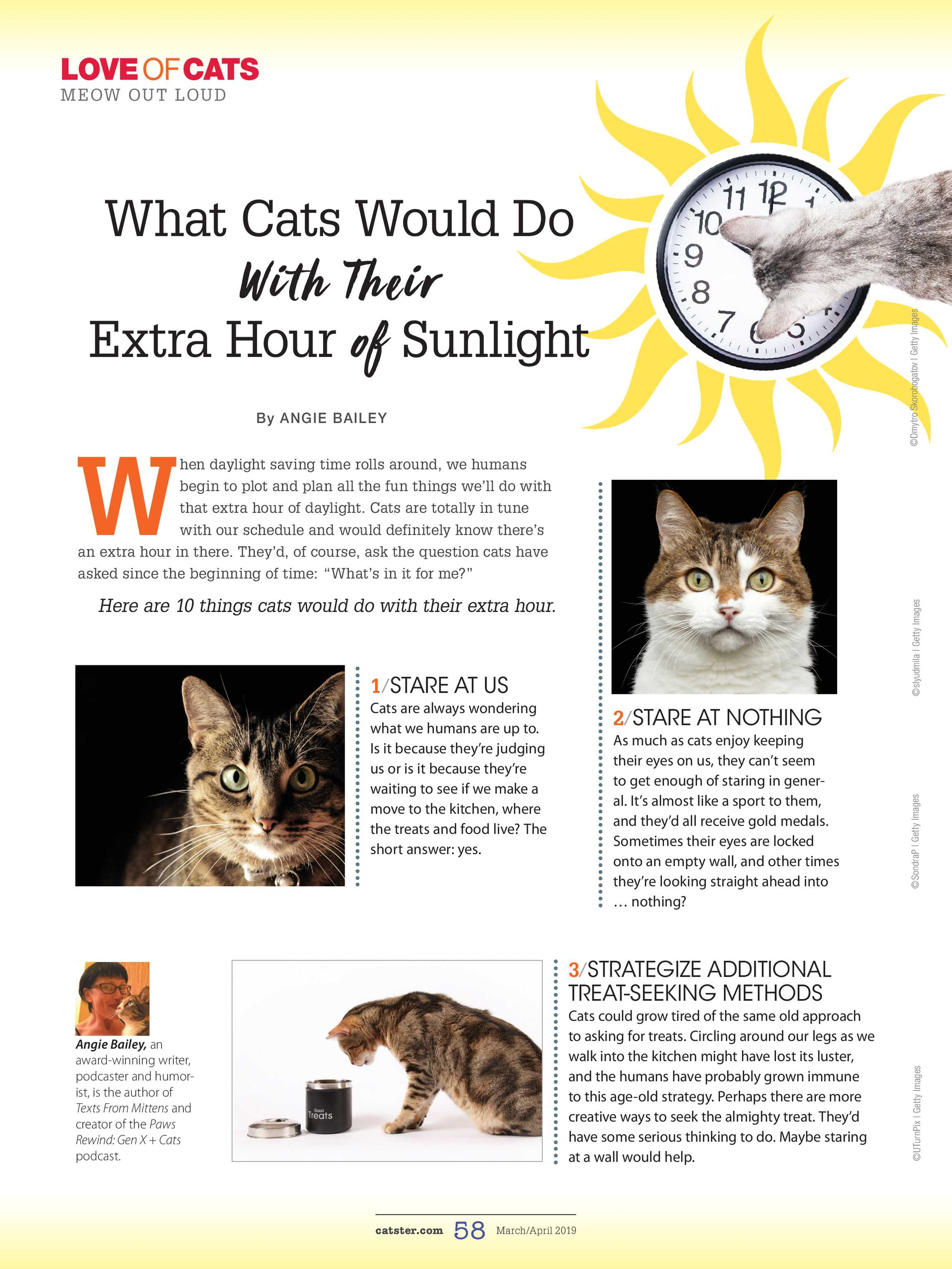 Catster Magazine - March / April 2019 - page 58