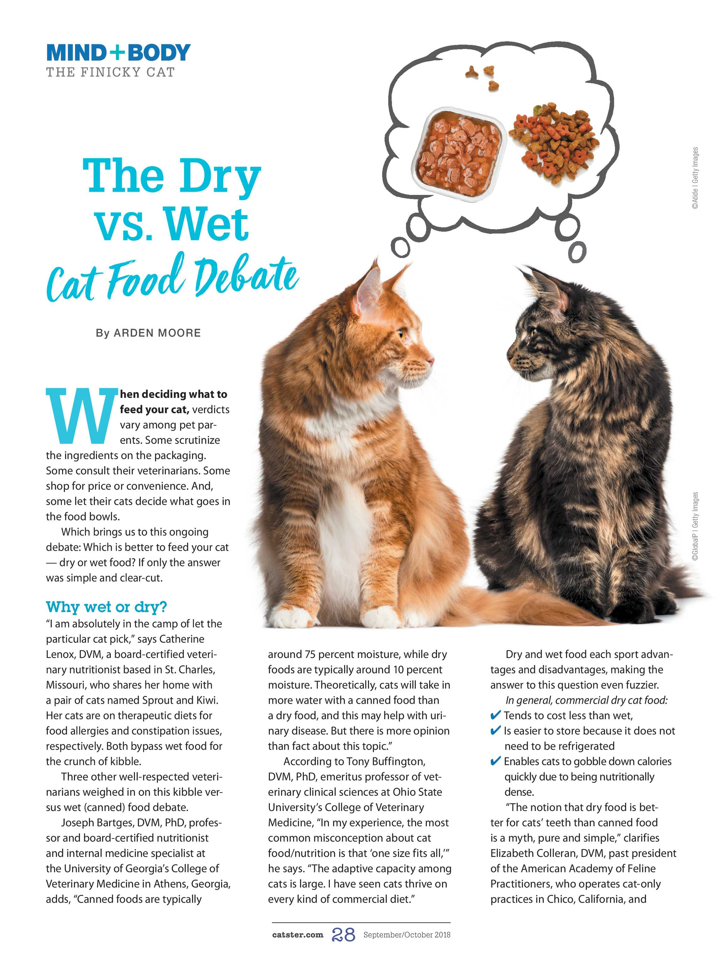 ae6a4e7005 Catster Magazine - September October 2018 - page 28