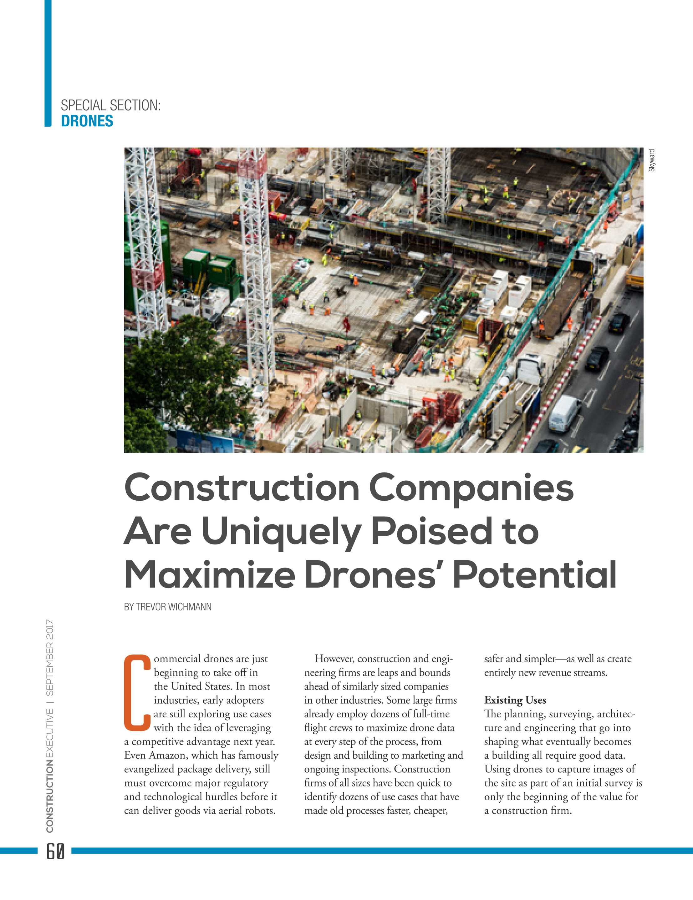 Construction Executive Magazine - September 2017 - page 60