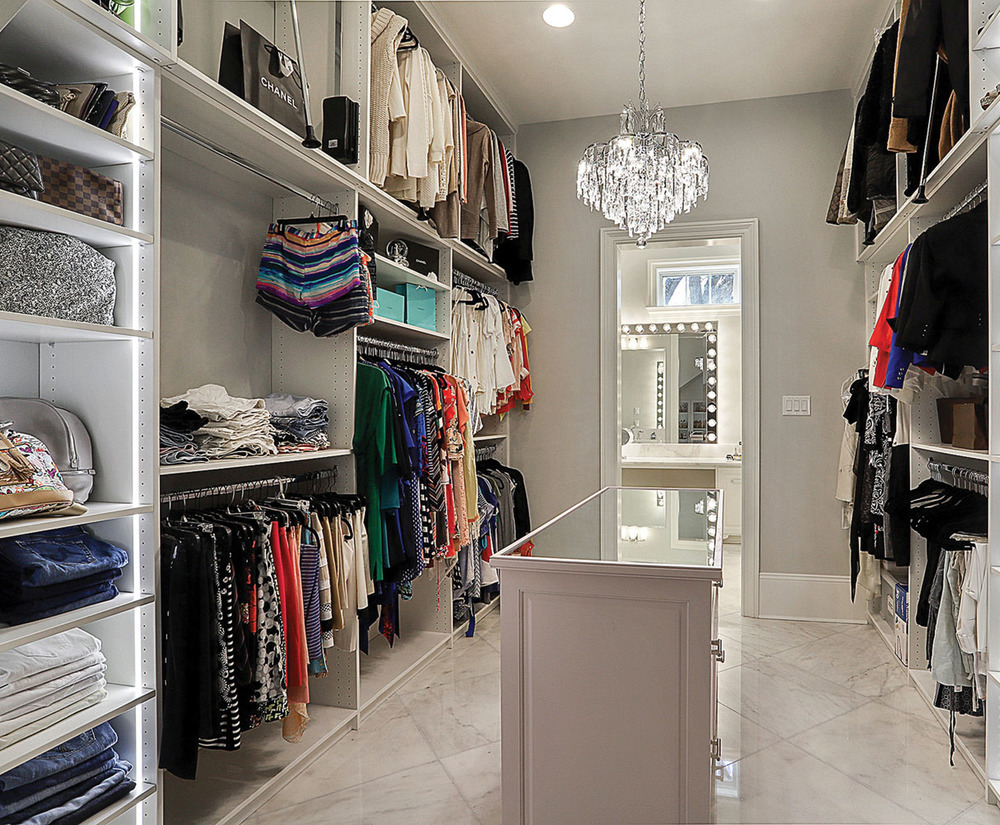 Closets Magazine May June 2019 Laville Cabinets Expands Into Closets