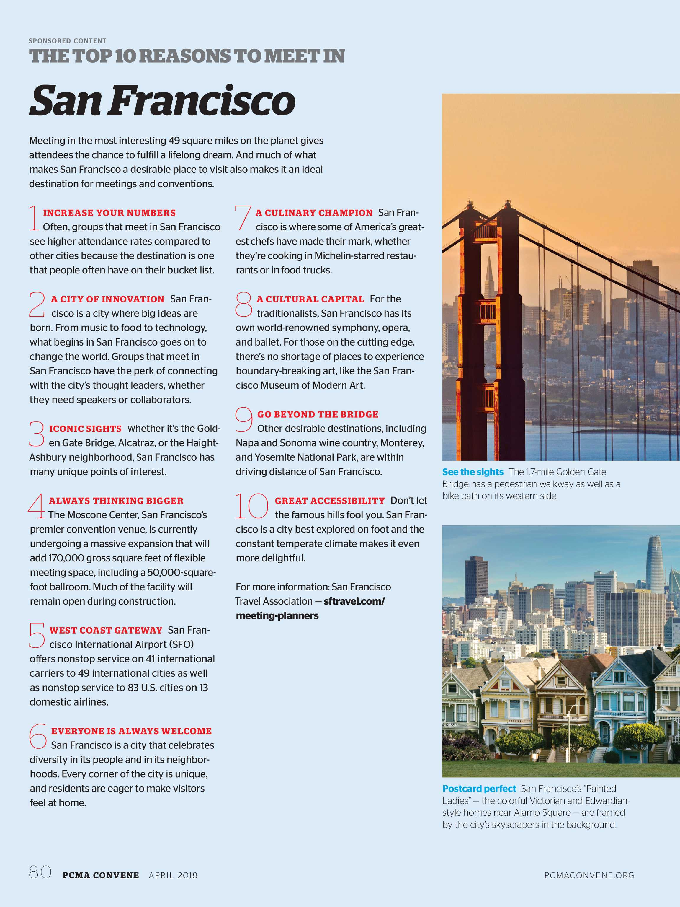 Convene - October 2018 - page 81