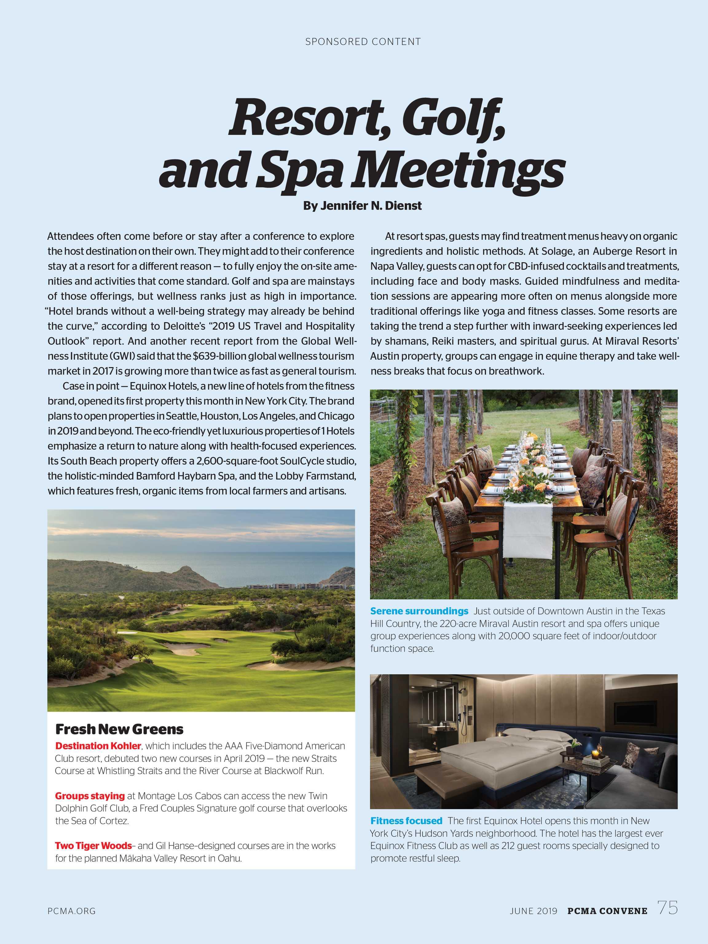 Convene - June 2019 - page 75