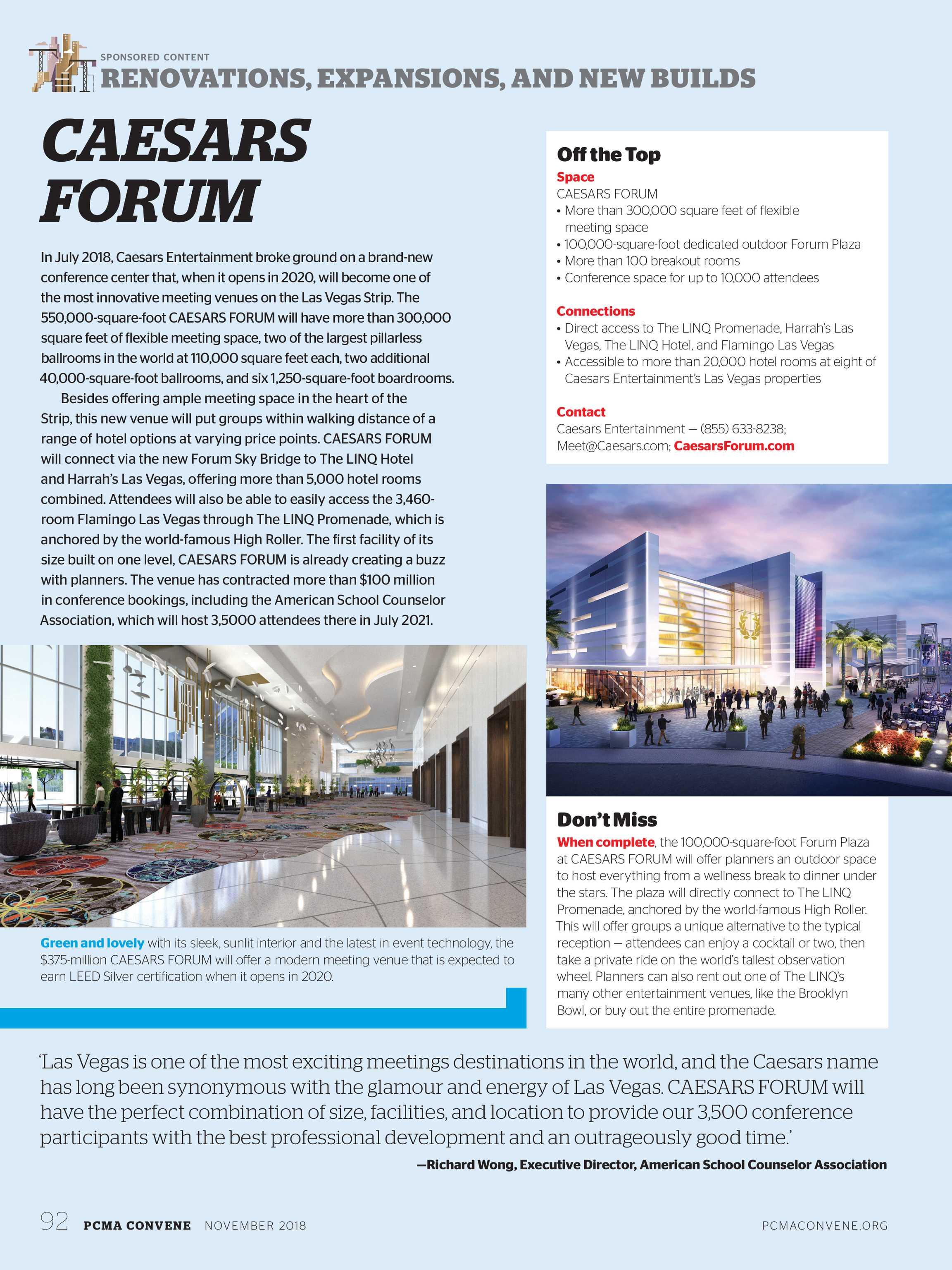 Convene - November 2018 - page 92