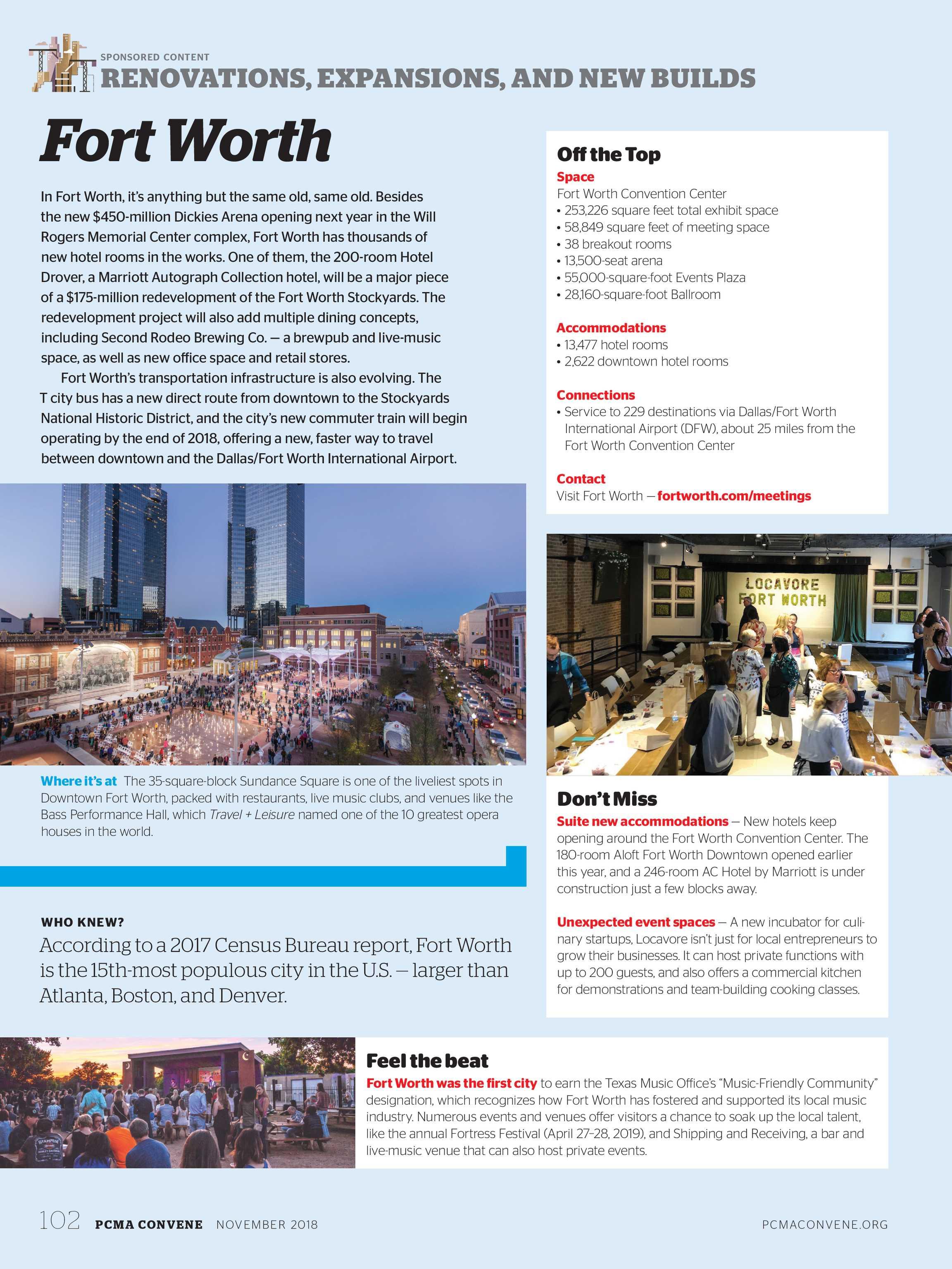 Convene - November 2018 - page 102