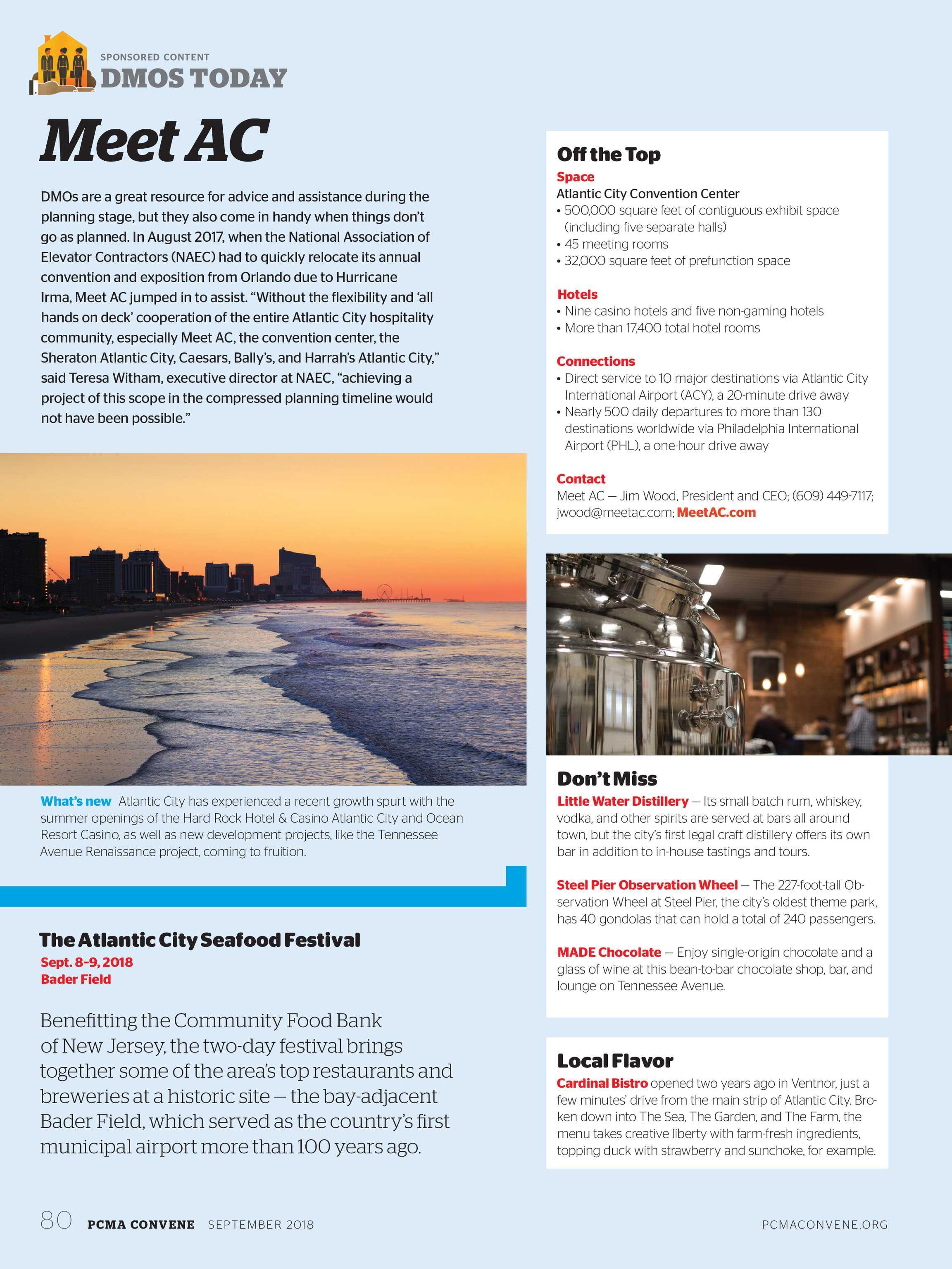 Convene - September 2018 - page 80