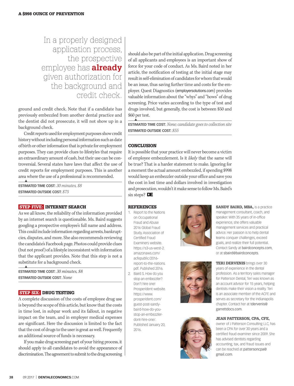 Dental Economics - September 2017 - page 37