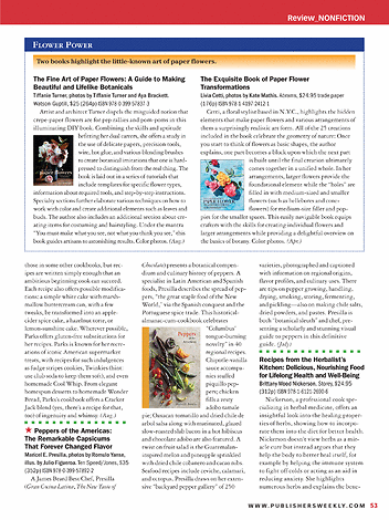 Publishers Weekly - May 1, 2017 - Page 52-53