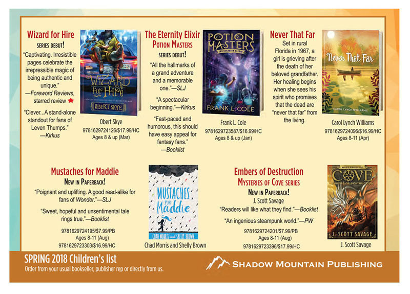 Publishers Weekly - January 29, 2018 - Spring 2018