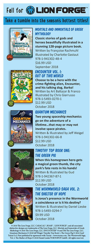 Publishers Weekly July 23 2018 Children S Books For Fall F L