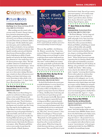 Publishers Weekly April 25 2016 Page 90 91