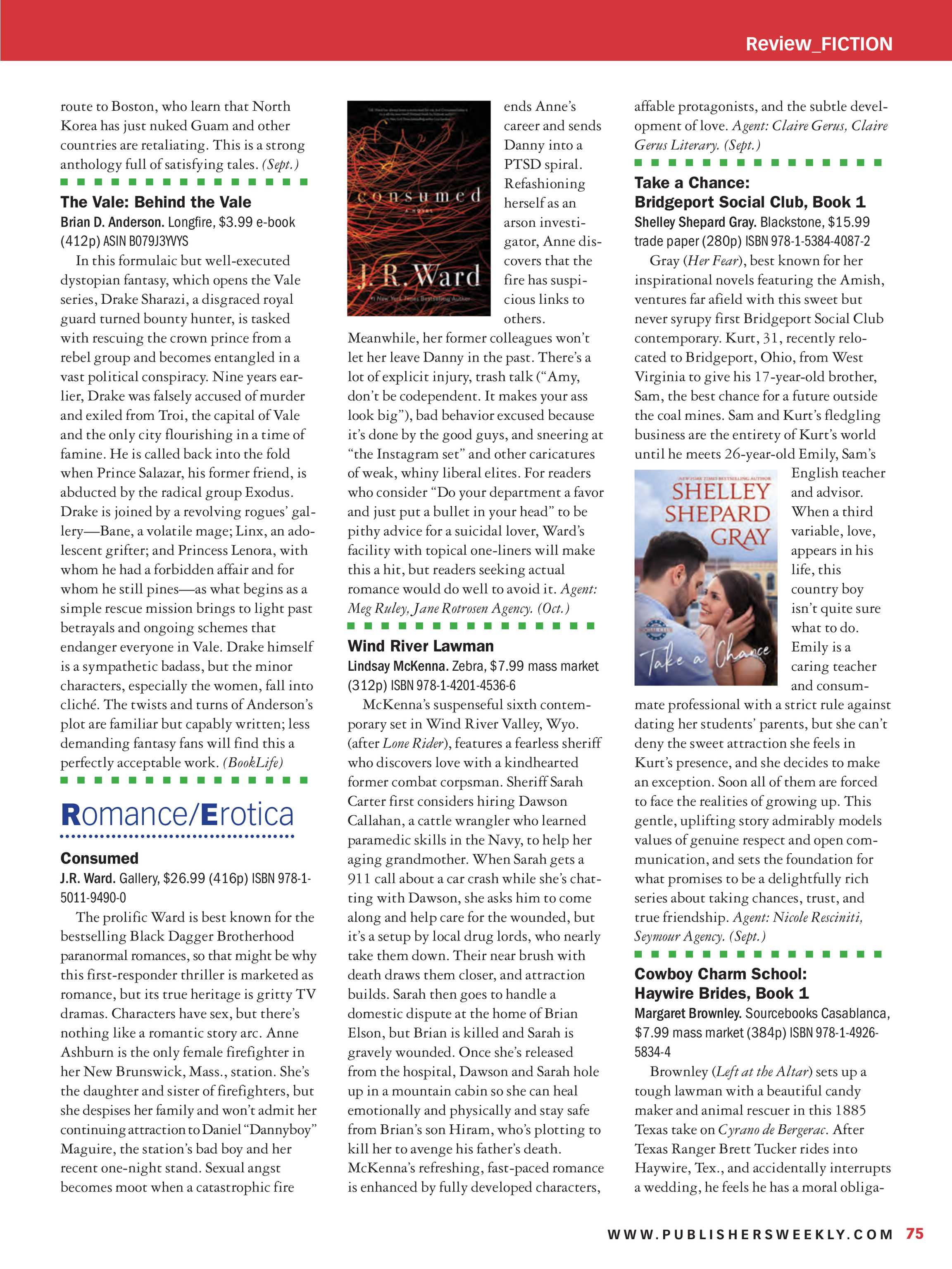 publishers weekly july 9 2018 page 75