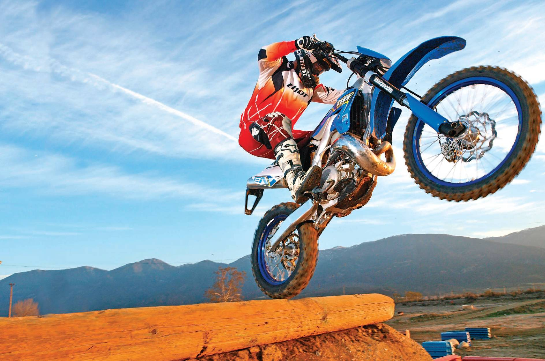 Dirt Bike Magazine - 2-Stroke Special - Front Cover