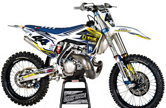 Dirt Bike Magazine - 2-STROKES New and Old - Prox TC250