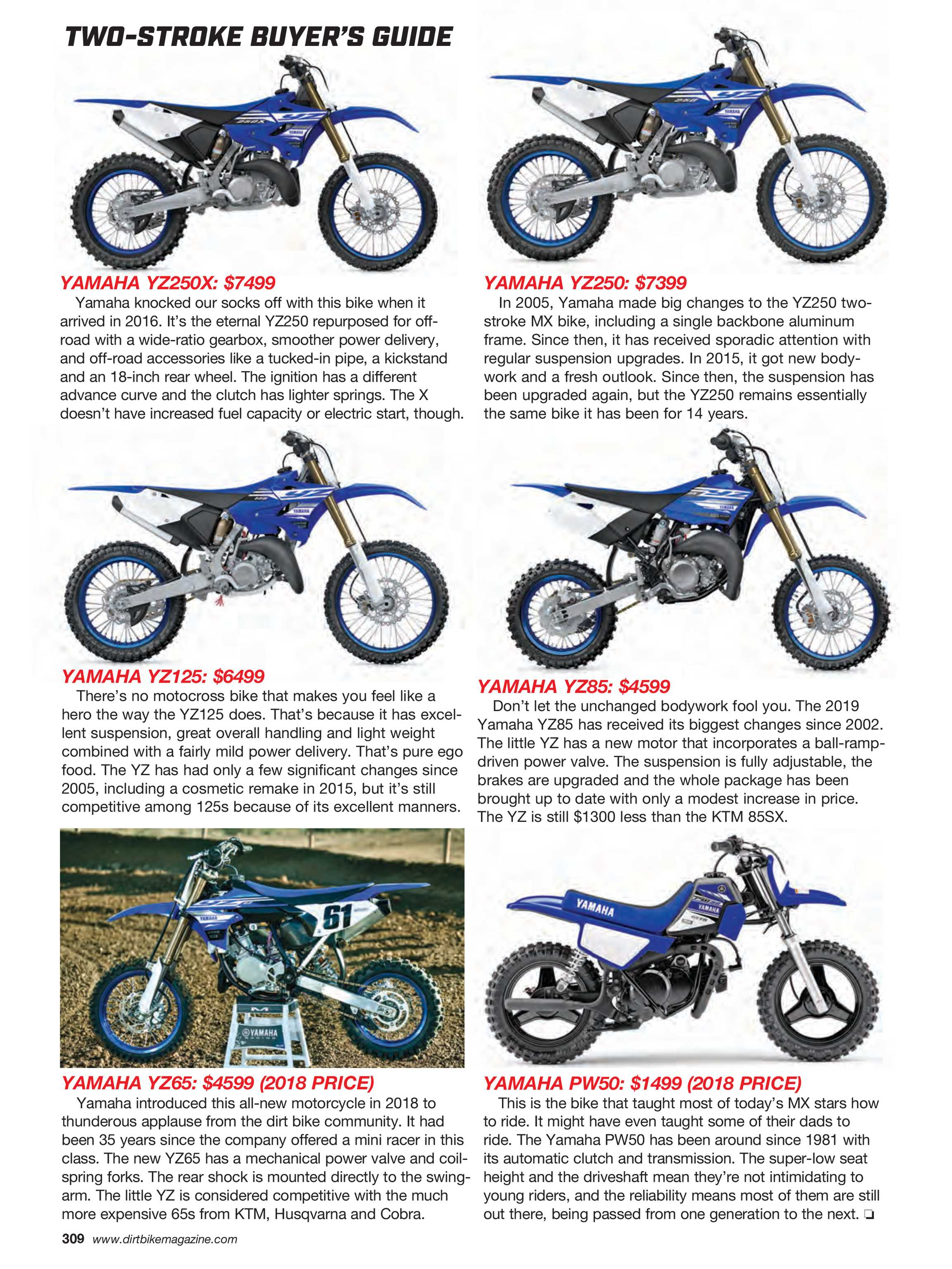 Marvelous Dirt Bike Magazine 2 Strokes New And Old Page Cover Dailytribune Chair Design For Home Dailytribuneorg