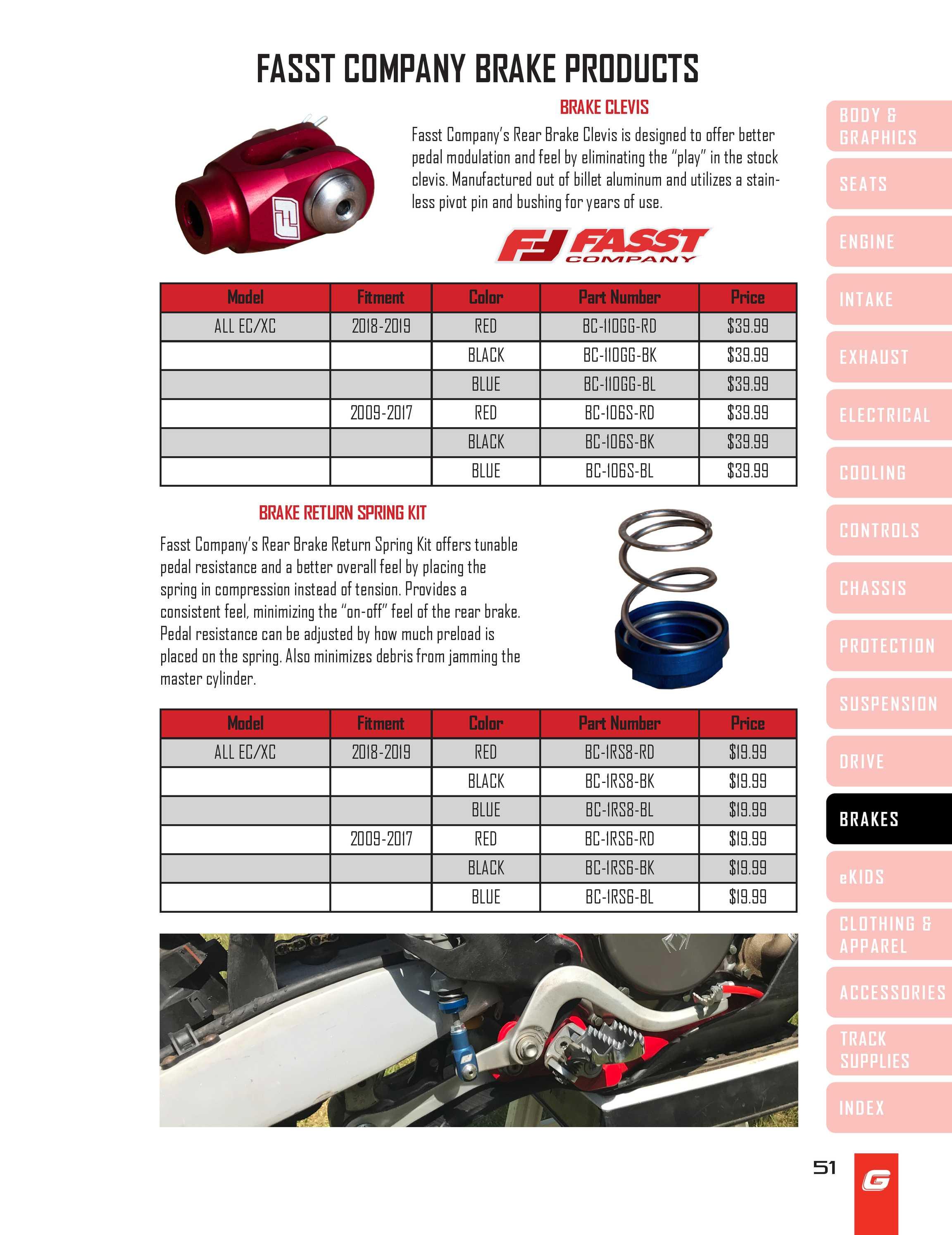 Dirt Bike Magazine - 2019 GASGAS_HARD PARTS - page 51