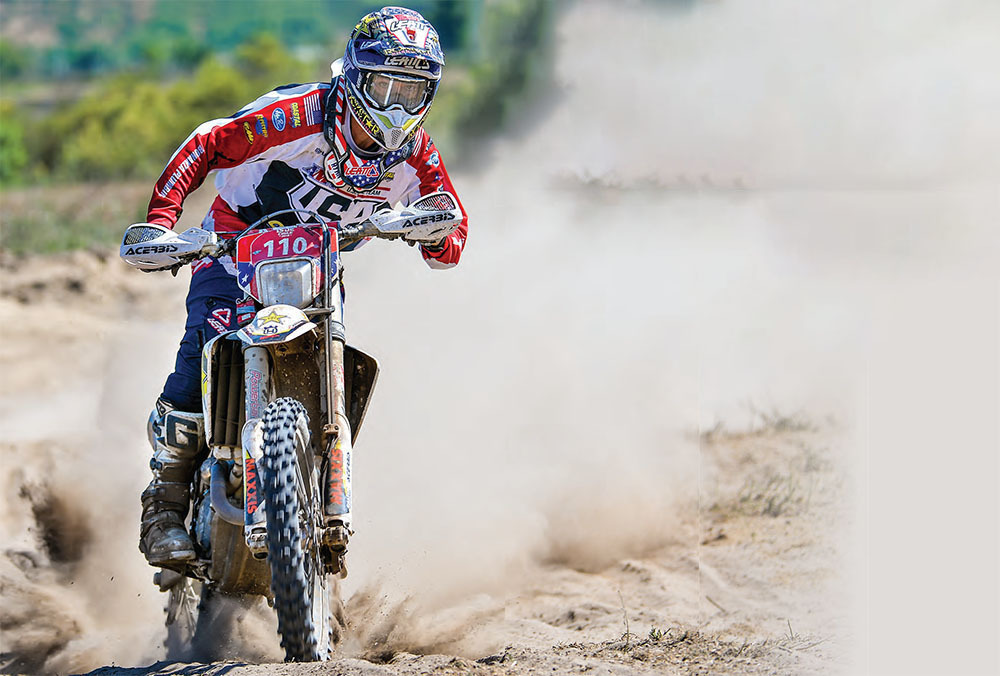 Dirt Bike Magazine - February 2019 - Chile Cook-Off Isde-Style