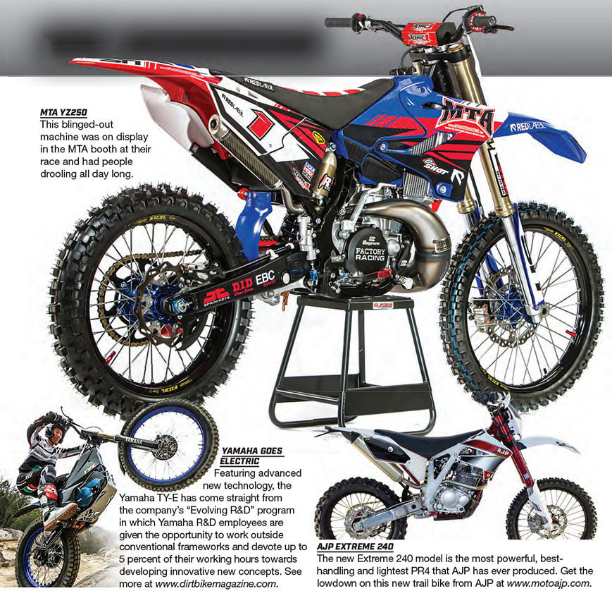 Dirt Bike Magazine - June 2018 - Available At One Of These