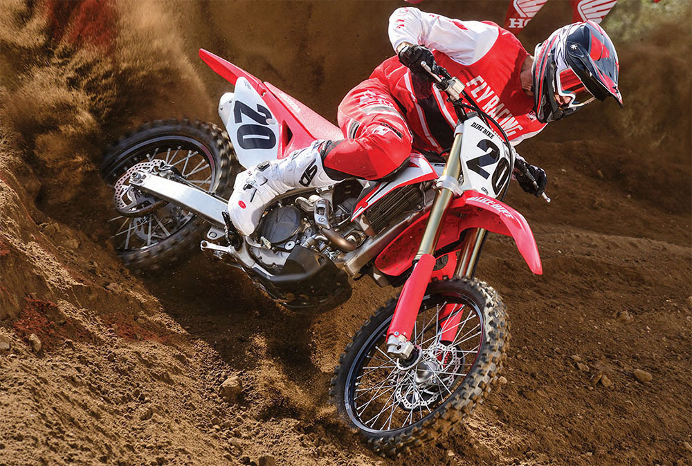 Dirt Bike Magazine - October 2018 - 2019 Honda CRF450R