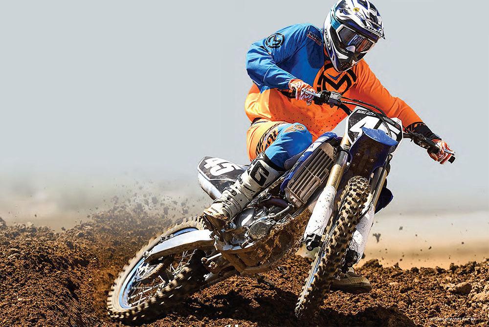 Dirt Bike Magazine - October 2018 - 2019 Honda CRF450R & CRF450RWE