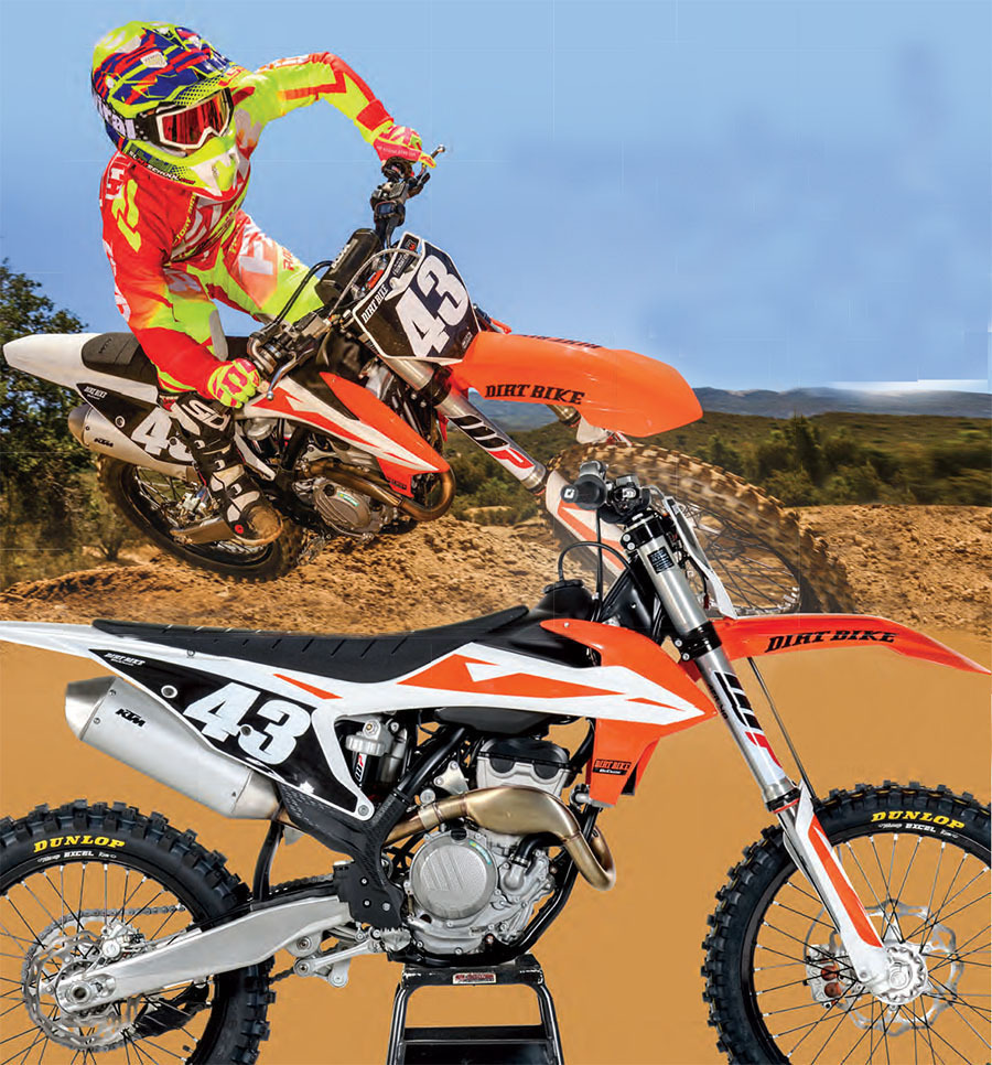 Dirt Bike Magazine - September 2018 - 2019 Kawasaki KX450