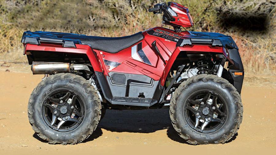 Dirt Wheels - April 2018 - Pro Armor Polaris Rzr Xp 1000