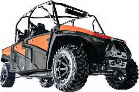 Dirt Wheels - February, 2019 - 2019 Utv Buyer's Guide