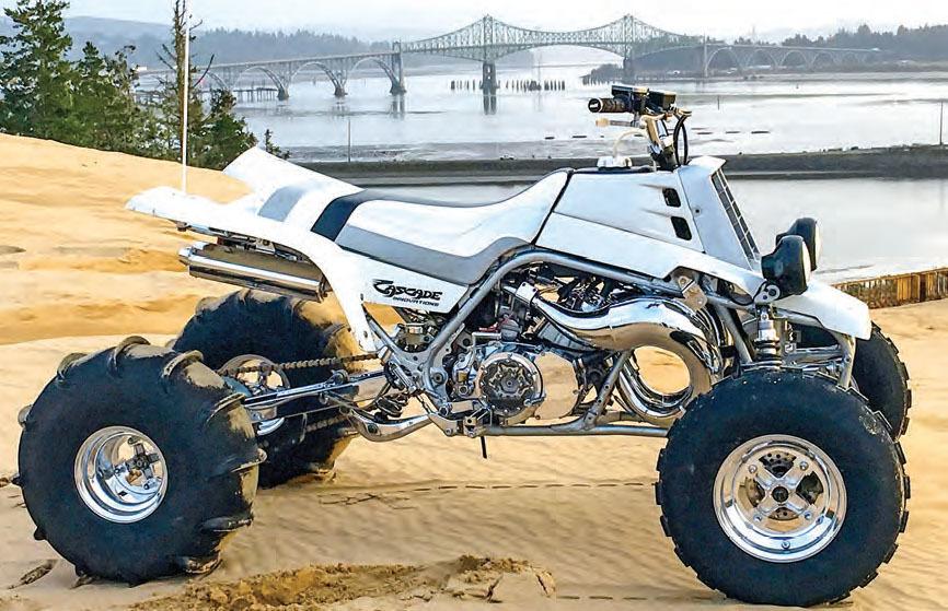 Dirt Wheels - July 2018 - Antigravity Re-Start Battery