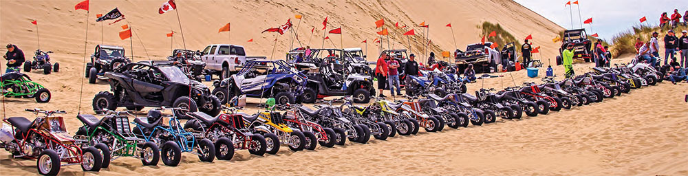 Dirt Wheels - October 2018 - Too Much Fun In The Oregon Dunes